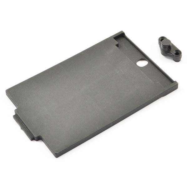 FTX COMET BATTERY BOX COVER & POST