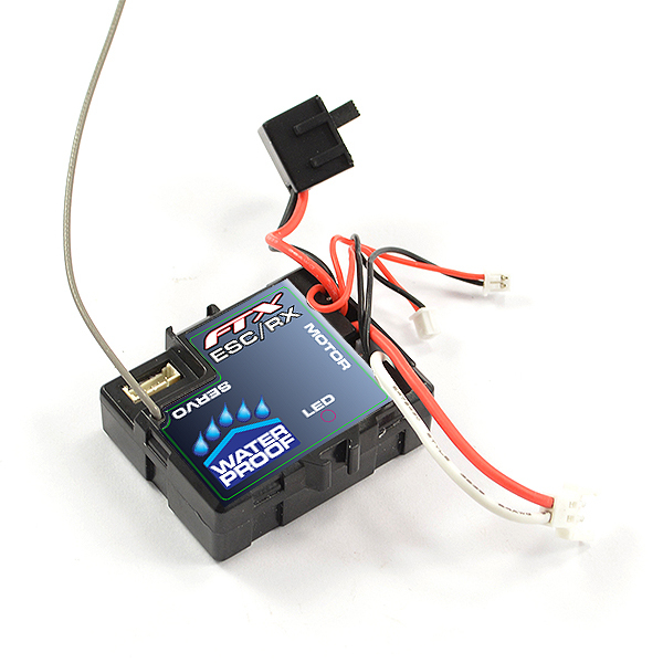 FTX MINI OUTBACK 2.0 ESC/RECEIVER 2-IN-1 UNIT