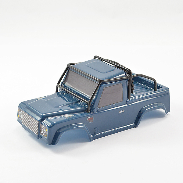 FTX MINI OUTBACK 2.0 RANGER BODY & ROLL CAGE - DARK BLUE