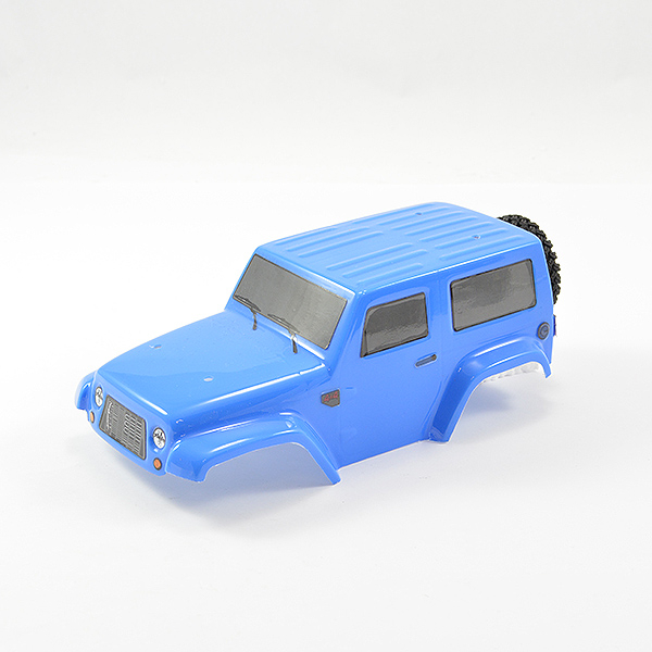 FTX MINI OUTBACK 2.0 ALTO BODY - BLUE