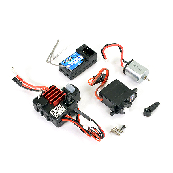 FTX MINI OUTBACK 2.0 PERFORMANCE UPGRADE CONVERSION
