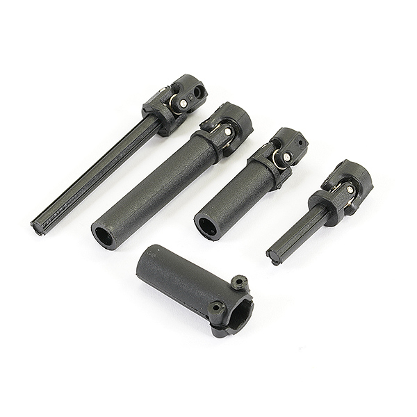 FTX OUTBACK MINI X 2.0 UNIVERS AL MAIN DRIVE SHAFT SET & REAR