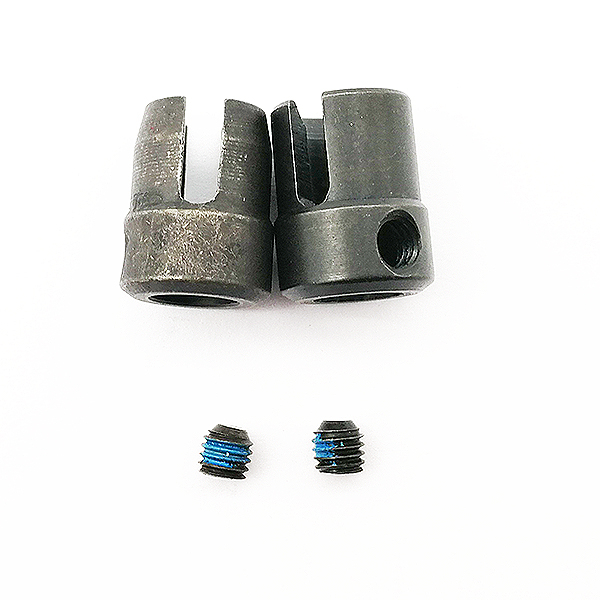 FTX DR8 STEEL OUTPUT CUPS (2)