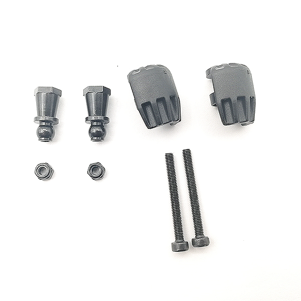 FTX DR8 SHOCK MOUNTING SET