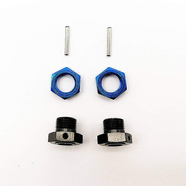 FTX DR8 WHEEL HEX ADAPTERS