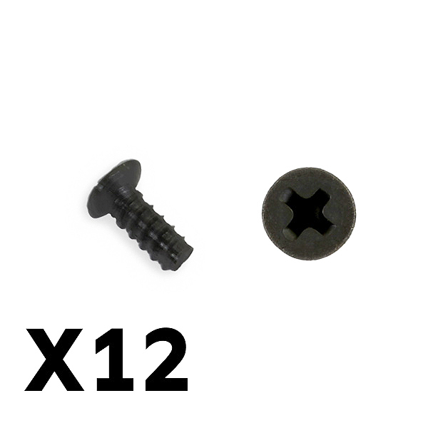 FTX TRACER COUNTERSUNK SELF TAPPING KBHO2.3*6MM