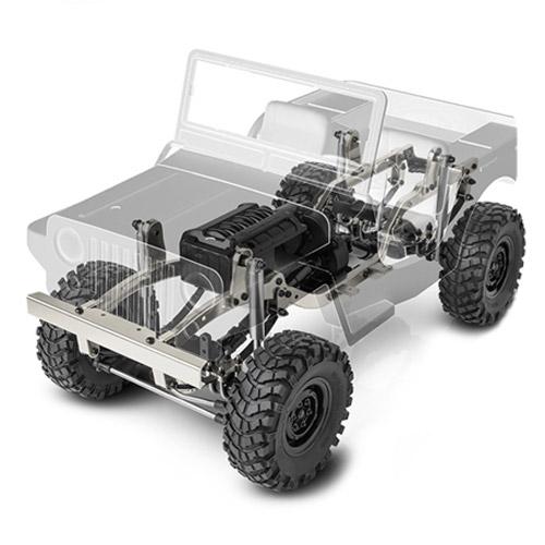 GMADE GS01 SAWBACK 4WD 1/10 SCALE ROCK CRAWLER KIT