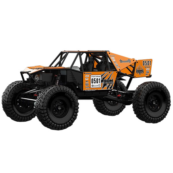 GMADE 1/10TH GOM 4WD ROCK CRAWLER KIT #GM56000
