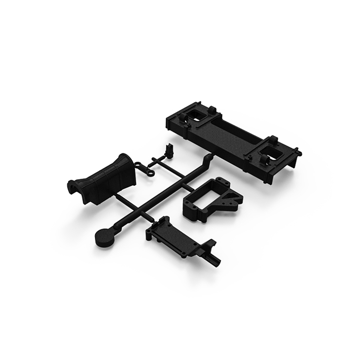 GMADE BATTERY TRAY & TRANSMISSION PARTS TREE #GM60018