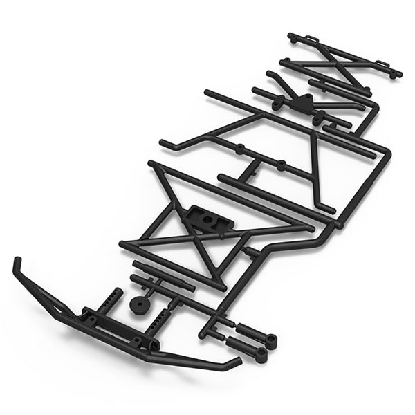 GMADE FRONT TUBE BUMPER & REAR CAGE PARTS TREE
