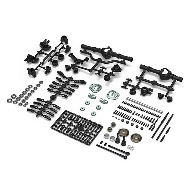 GMADE GA44 FRONT AND REAR AXLE SET
