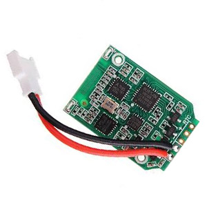 HUBSAN X4D FPV MINI QUADCOPTER 2.4Ghz RECEIVER BOARD