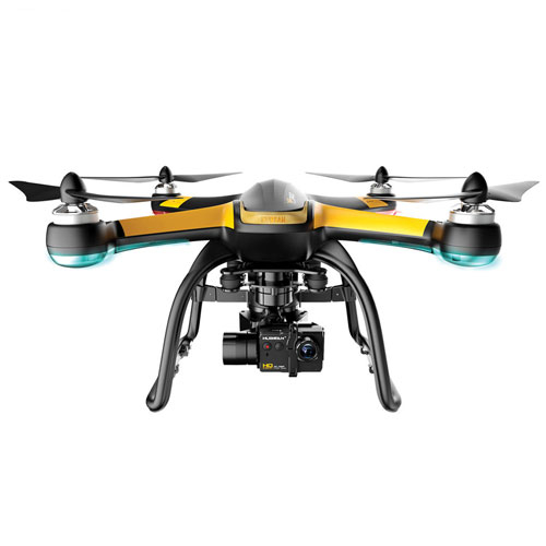 HUBSAN X4 PRO HIGH EDITION FPV DRONE w/1080P CAMERA, 3-AXIS GIMBAL, ANDROID