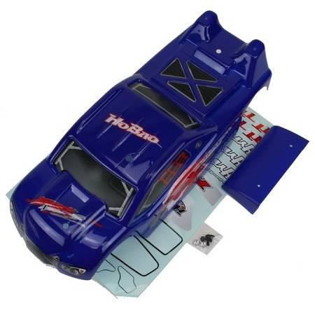 HoBao Hyper Tt Nitro Printed Body - Blue
