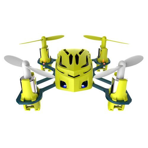 HUBSAN Q4 NANO QUADCOPTER 4CH YELLOW (UK) GIFT BOX EDITION