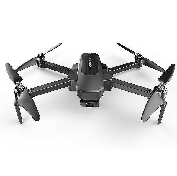 HUBSAN ZINO Pro FOLDING DRONE w/EXTRA BATT,CAR CHG AND BAG