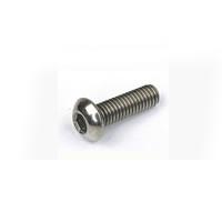HoBao Titanium 3X10mm Hex Button Head Screw (10)
