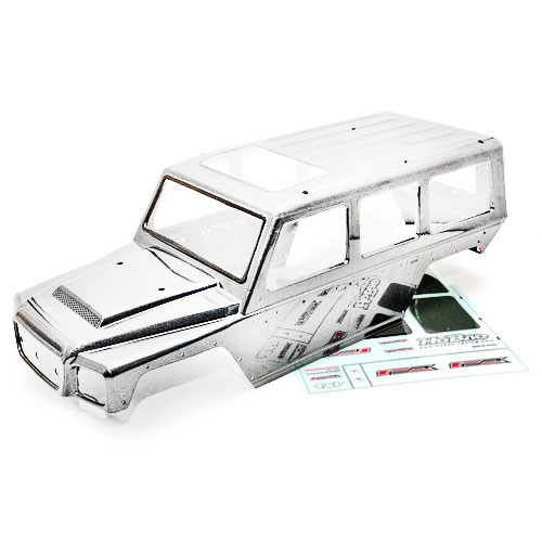 HOBAO DC-1 DC1 CLEAR BODY WITH ACCESSORIES SET