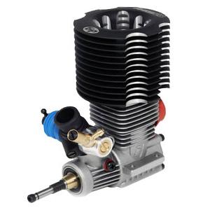 HoBao Mach 28 Turbo Plug 6-port Non/Pull Start Engine