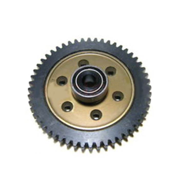 HoBao St L/Weight Spur (Spider Diff) Gear 52T w/Bearing