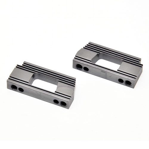 HOBAO MT CNC ALUM ENGINE MOUNTS, 2PCS