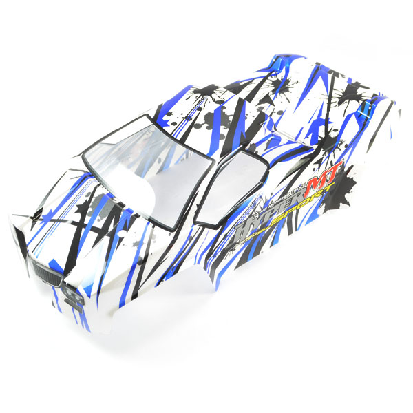 HOBAO MT PRINTED BODY - BLUE