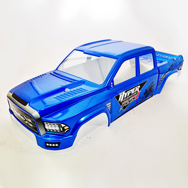 HOBAO HYPER MT PLUS II PRINTED BODY SHELL - BLUE