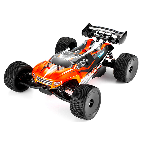 HOBAO HYPER SS BRUSHLESS 1/8TH TRUGGY 150A 6s RTR