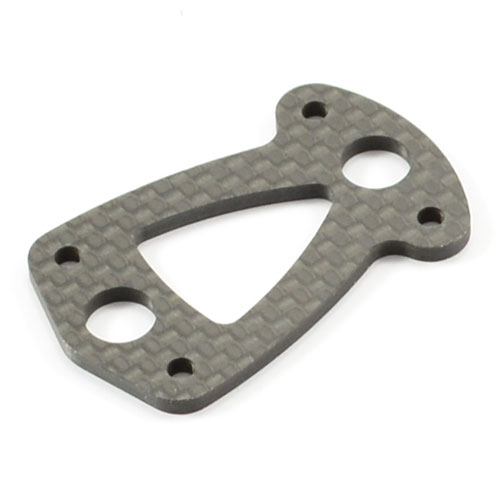 HOBAO VS GRAPHITE CENTER DIFFERENTIAL TOP PLATE - 2.5MM