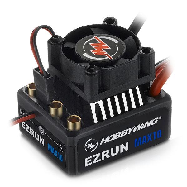 HOBBYWING EZRUN MAX10 60A WATERPROOF SPEED CONTROLLER