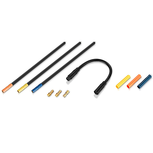 HOBBYWING XERUN AXE EXTENDED WIRE SET 150MM (R2)
