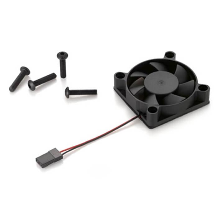 HOBBYWING FAN 3010SH 6V 11,000 RPM 0.19A BLACK A (XR8 PRO/SC)