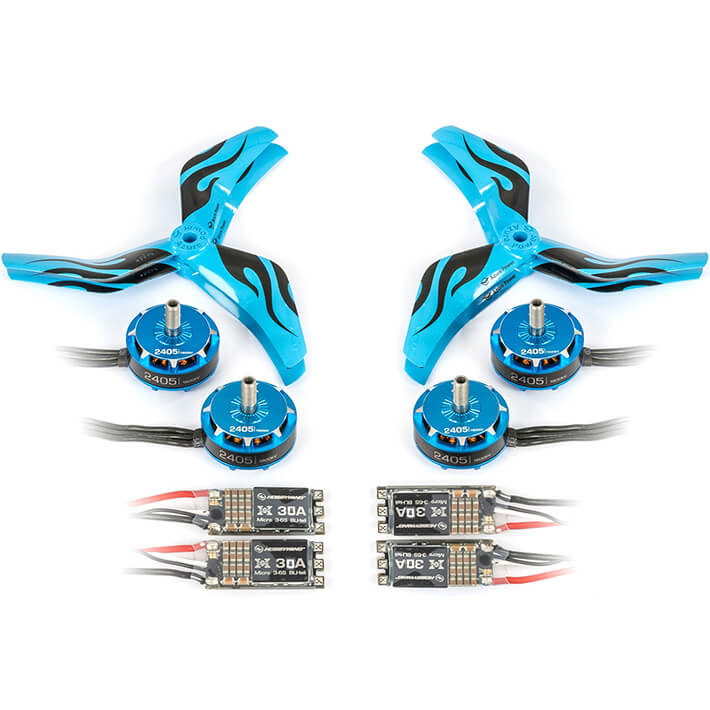 HOBBYWING FPV POWER SYSTEM M2405-2850KV PROP