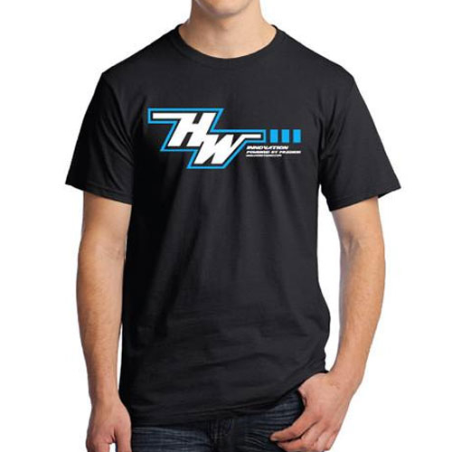 HOBBYWING T-SHIRT BLACK LARGE
