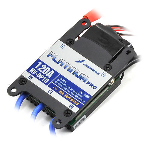 HOBBYWING PLATINUM PRO 120A HV SPEED CONTROL