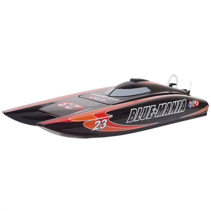 JOYSWAY BLUE MANIA V2 2.4G RTR BRUSHLESS RACING BOAT