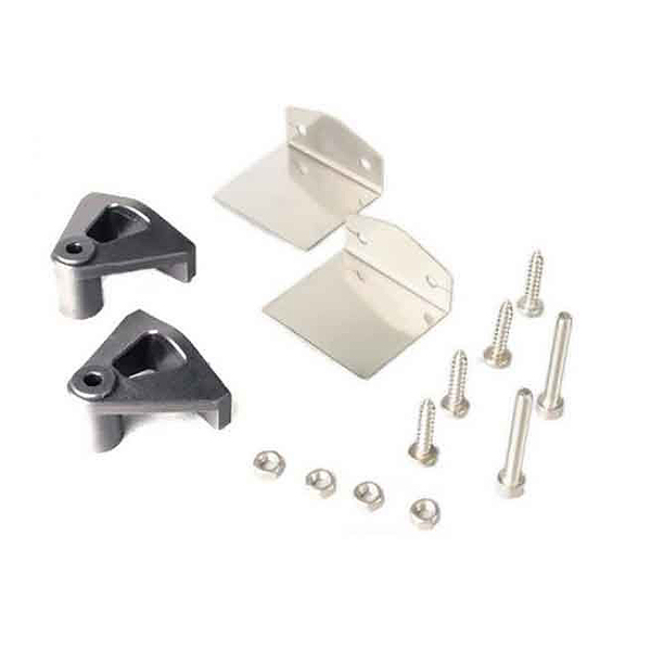 JOYSWAY STAINLESS STEEL TRIM TABS AND PLASTIC STAND SET ALPHA