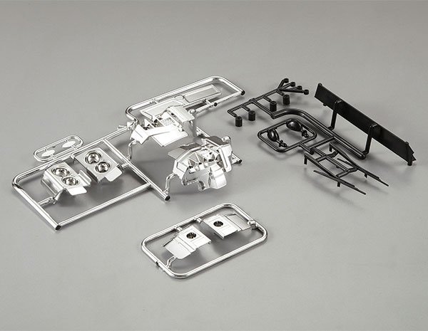 KILLERBODY PLASTIC PARTS SET ( LANCIA DELTA HF INTEGRALE 16V)