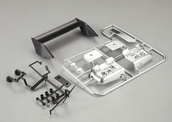 KILLERBODY PLASTIC PARTS SET LANCIA BETA MONTECARLO