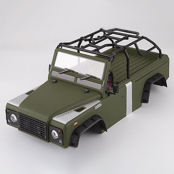 KILLERBODY MARAUDER II FINISHED BODY MATTE MILITARY GREEN (PAINTED) LIGHT BUCKETS