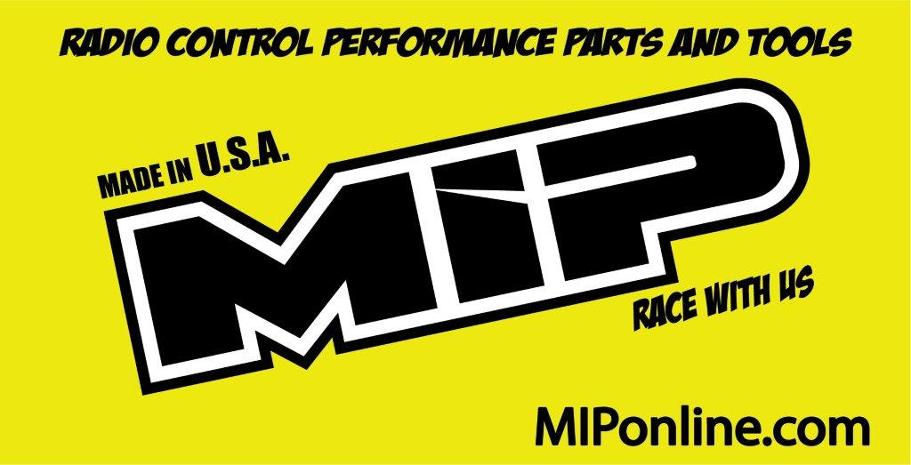 MIP BANNER-RACE, 24IN. X 48IN., YELLOW