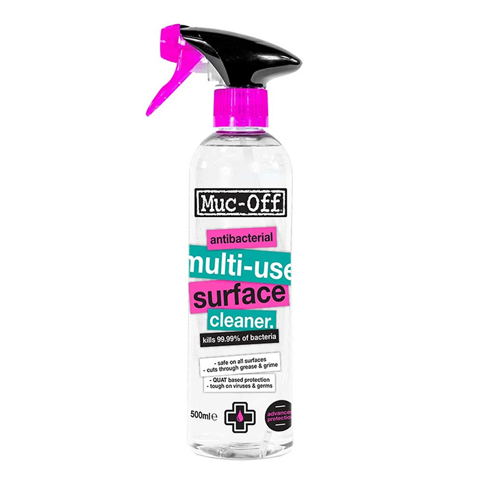MUC-OFF ANTIBACTERIAL MULTI USE SURFACE CLEANER 500ml