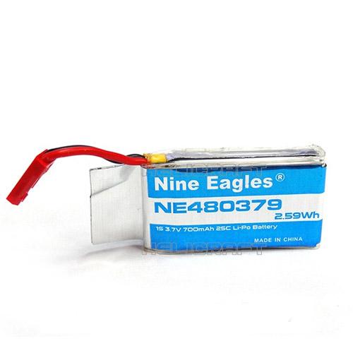 NINE EAGLES GALAXY VISITOR 6 LIPO BATTERY