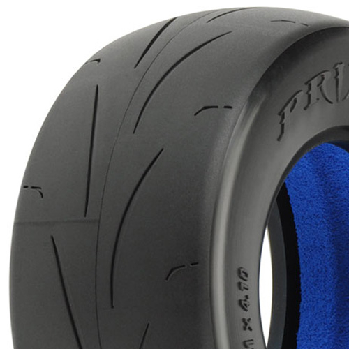 PROLINE PRIME SHORT COURSE M4 TYRES W/CLOSED CELL INSERTS