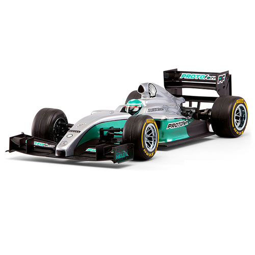 PROTOFORM F1-FIFTEEN CLEAR BODYSHELL FOR F1
