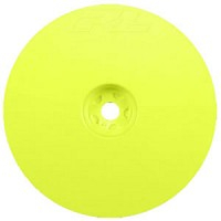 PROLINE VELOCITY 2.2 HEX FRONT YELLOW WHEELS RB5/B4.1 W/HEX