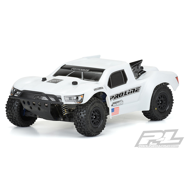 PROLINE PRECUT FLO-TEK FUSION BASH ARMOUR BODY (WHITE) 2.8T