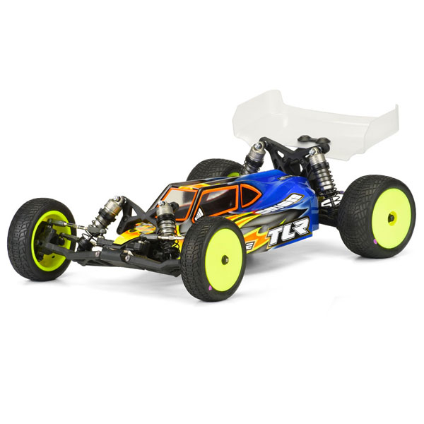 PROLINE ELITE REGULAR WEIGHT BODY FOR TLR 22 4.0