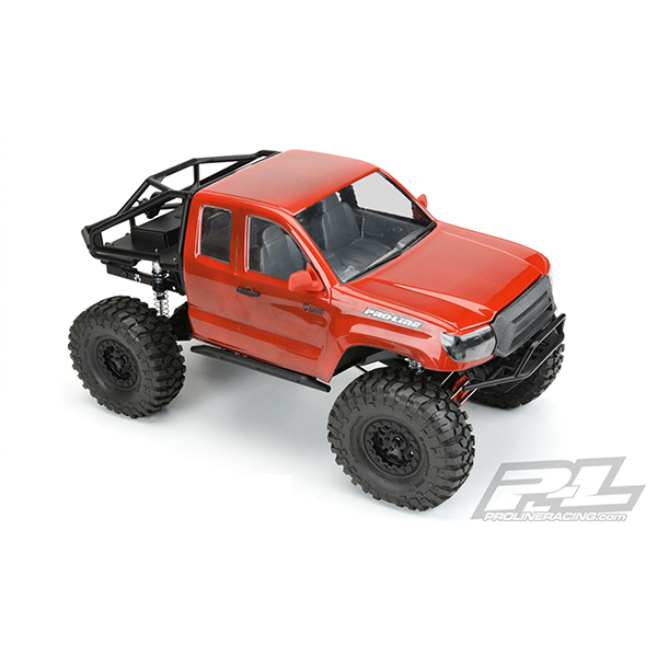 PROLINE BUILDER SERIES METRIC CLEAR BODY FOR 313MM CRAWLER