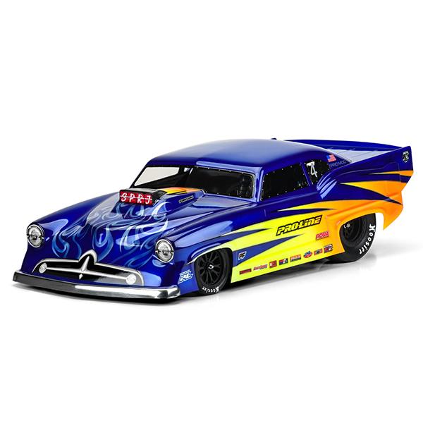 PROLINE SUPER J PRO-MOD CLEAR BODY FOR SLASH 2WD DRAG CAR
